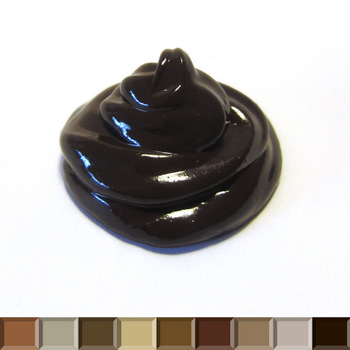 Dark Brown - Rich and Creamy